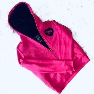 NWOT Faux Fur Victoria's Secret Jacket